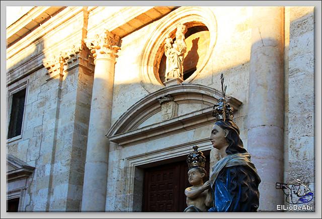 Briviesca Fiestas 2016 Procesión del Rosario y canto popular de la Salve  (5)