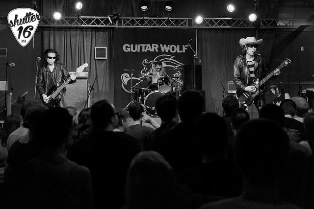 Guitar Wolf - 22