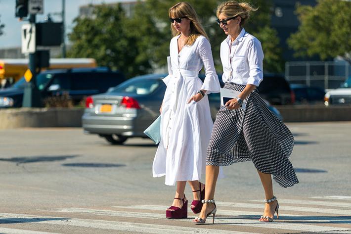 street style fashion week new york 7