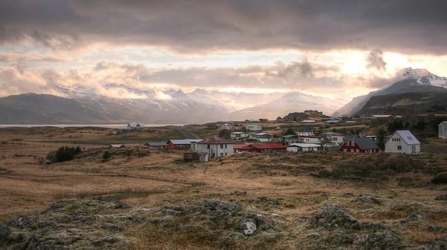Djúpivogur Fjord - May 2012
