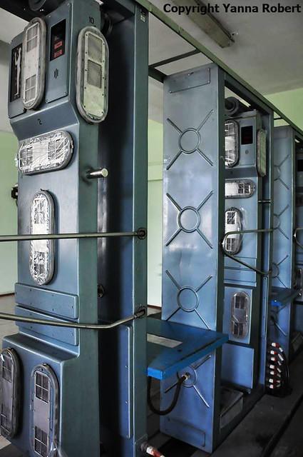 PRIPYAT portiques de détection
