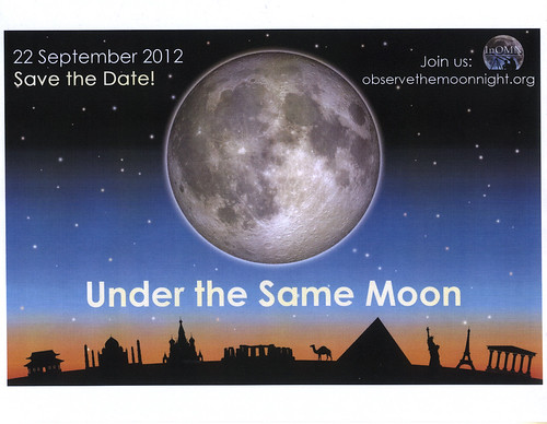International Observe the Moon Day | by Houston Museum of Natural Science