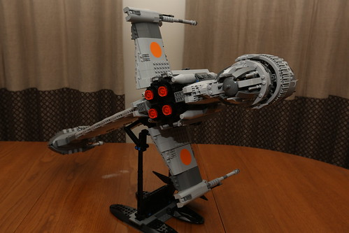 10227 B-wing Starfighter Review - 10 | by fbtb