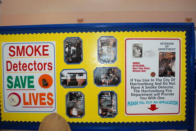 Fire Prevention Week 2012