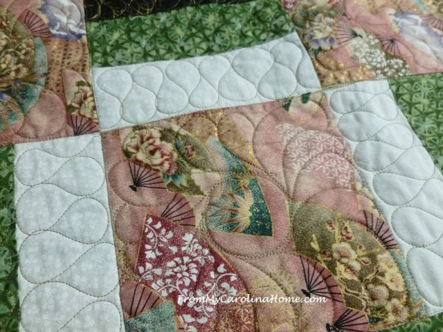 Garden Windows Quilting ~ From My Carolina Home