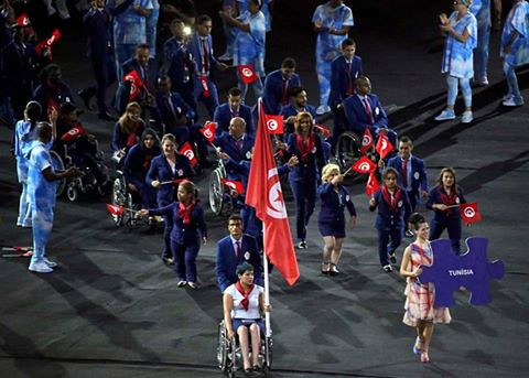 paralympics. handi sport