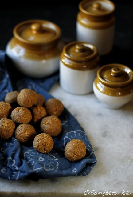 Recipe & Food Styling | Healthy Energy Ladoos