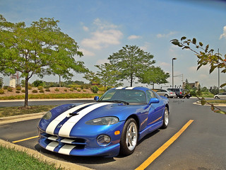 Dodge Viper GTS | by Hertj94 Photography
