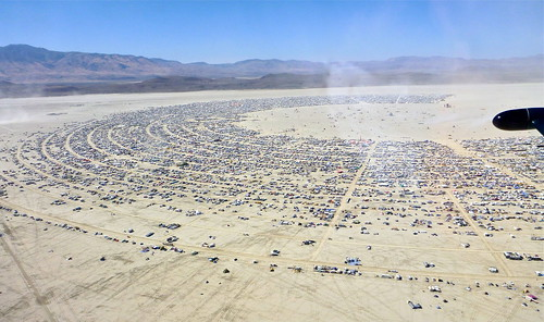 Burning Man Overview | by jurvetson