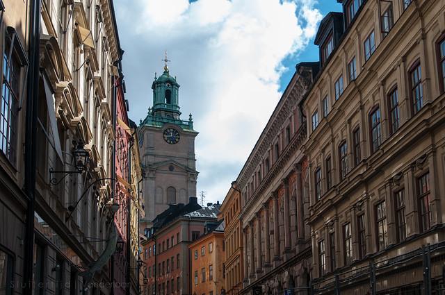 façades & Storkyrkan Gamla Stan Stockholm