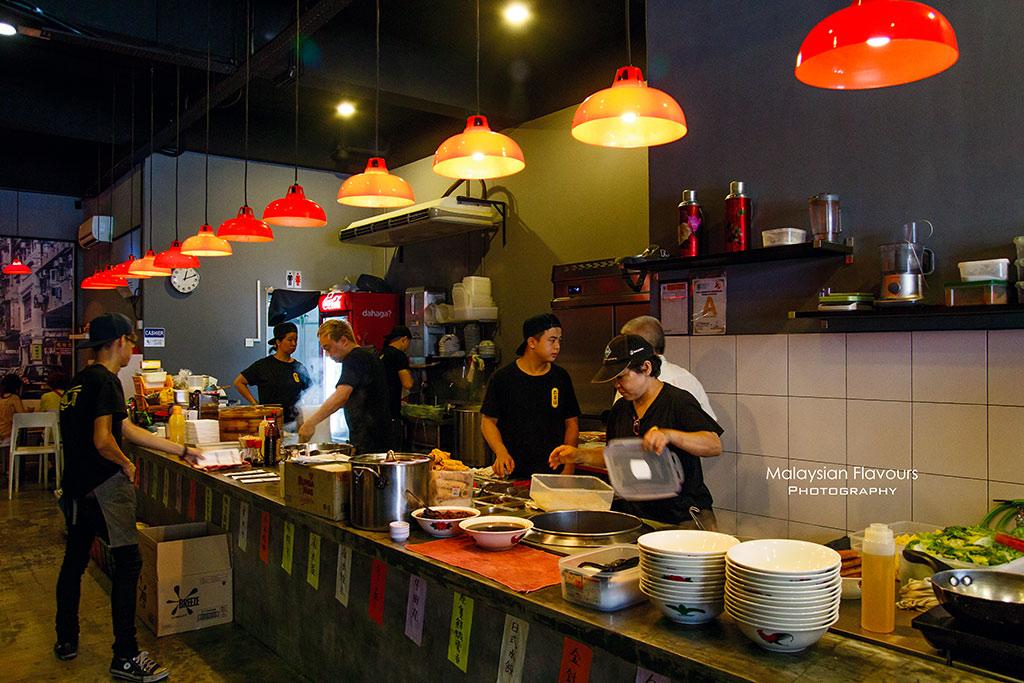 HK Boy Cart Noodle Mahkota Cheras KL