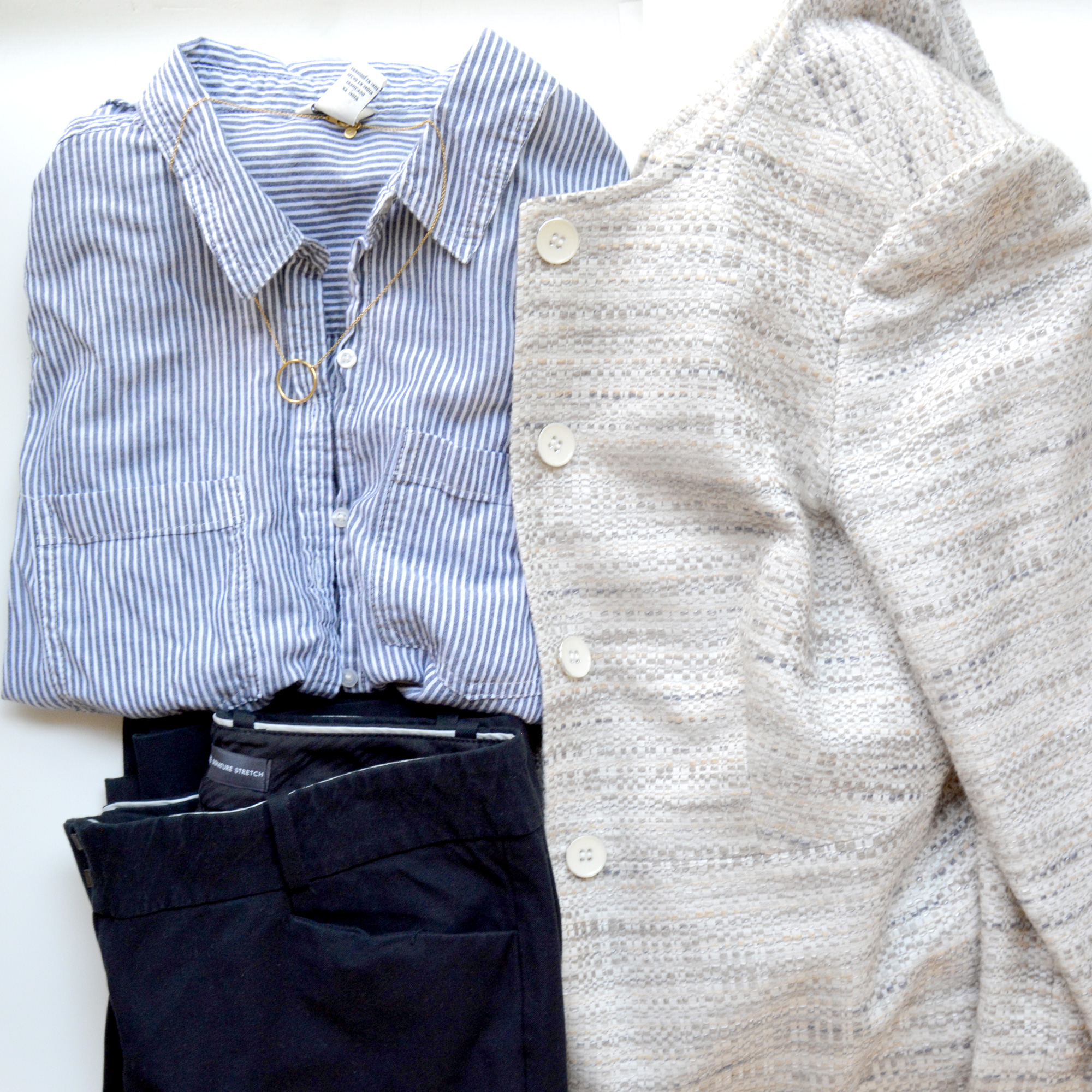 Fall Capsule Work Wardrobe