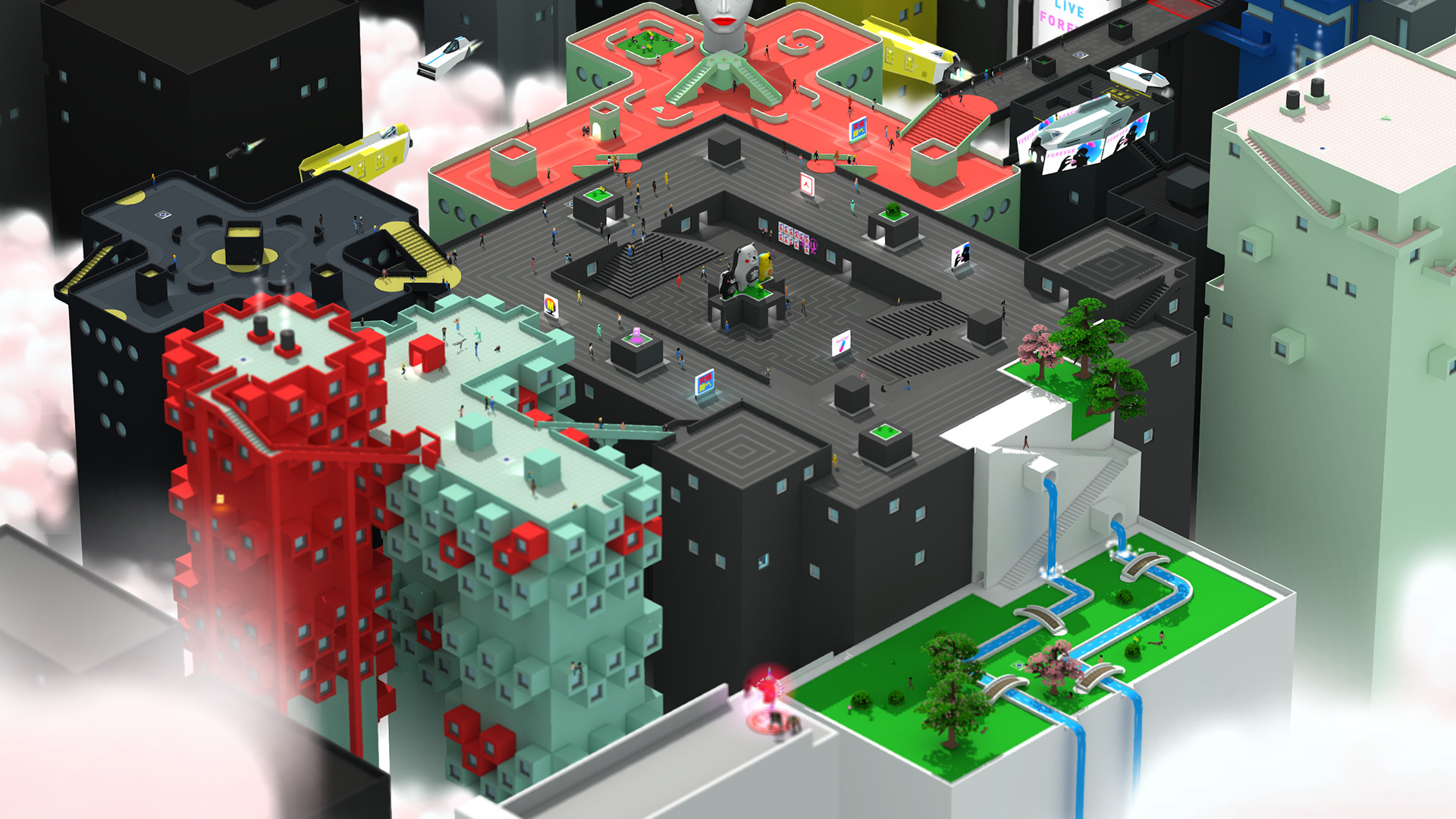 Stylish open world action game tokyo 42 is coming to ps4 for What goes into 42