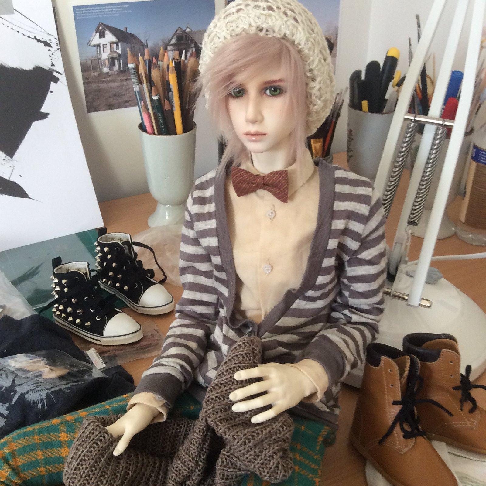 Dollshe Bernard Jerrah