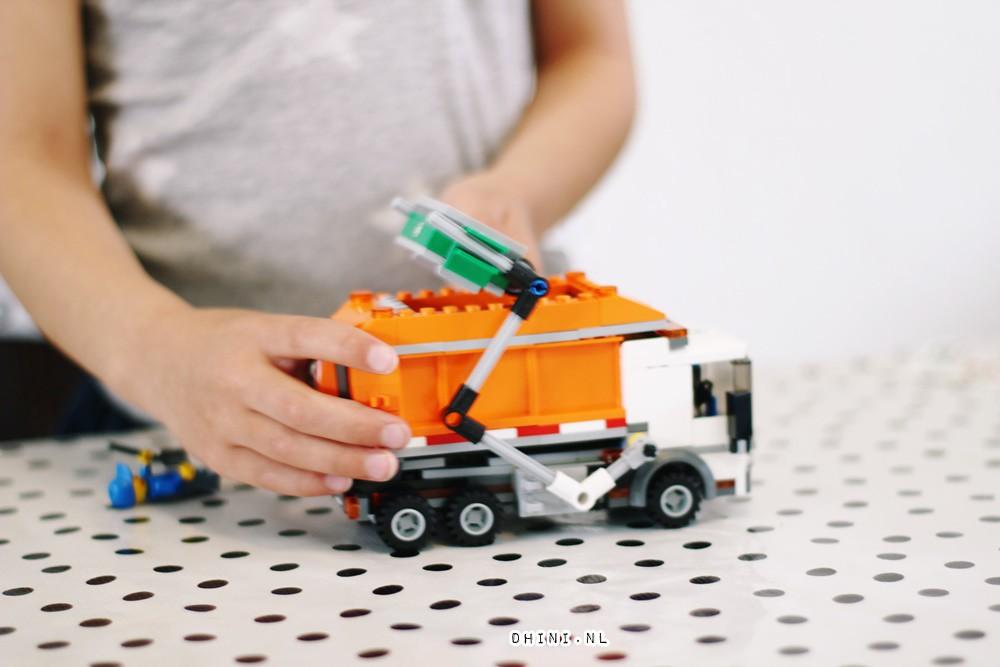 Djess en Lego 60118
