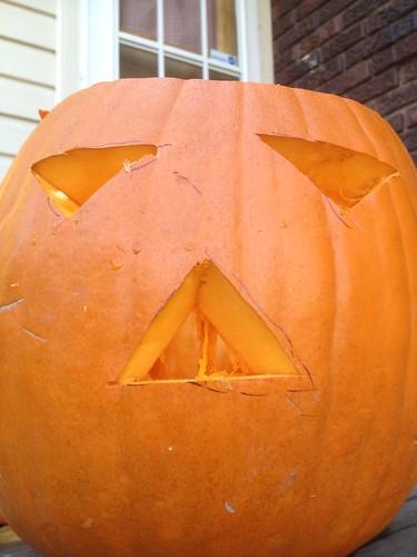 Duce Pumpkin
