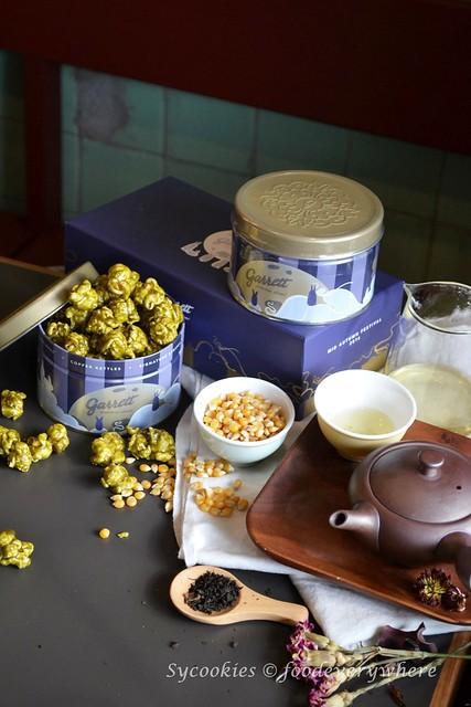 1.Garrett popcorn mooncake set