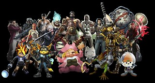 PlayStation All-Stars Battle Royale: Pre-order bonus skins | by PlayStation.Blog