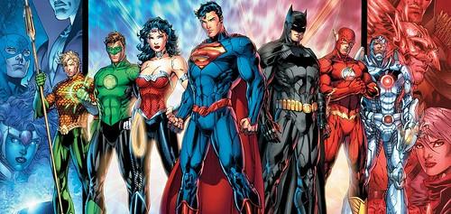 SuperHero DC JLA1