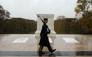 Tomb Sentinels brave Hurricane Sandy [Image 1 of 3] | by DVIDSHUB