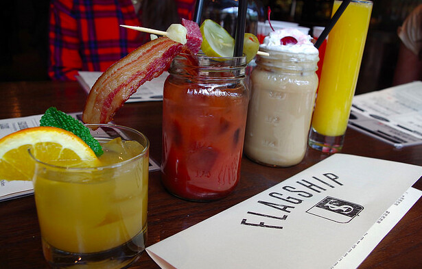 Chicago College Football Brunch Guide