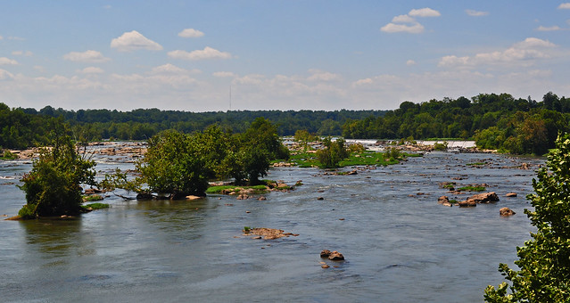 Belle Isle - James River (1)