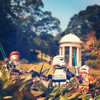 Nice outing today at the Peak, like I'm in beautiful Naboo #starwars #lego | by Patrick Ng