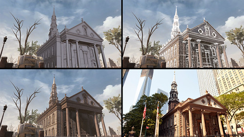 Assassin's Creed III: St. Paul's Chapel | by PlayStation.Blog