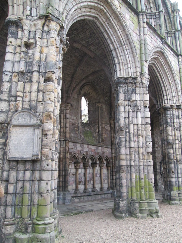 Holyroodhouse Abbey 8