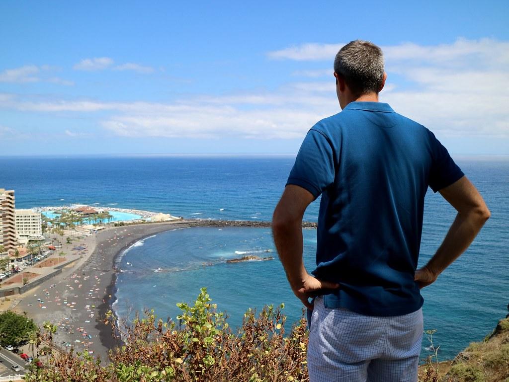 Mirador de La Paz, Puerto de la Cruz
