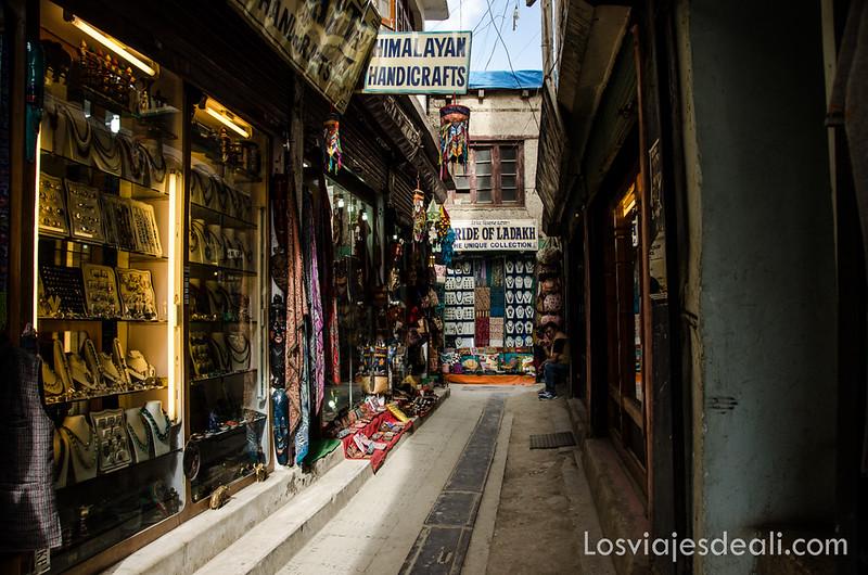 old market Leh