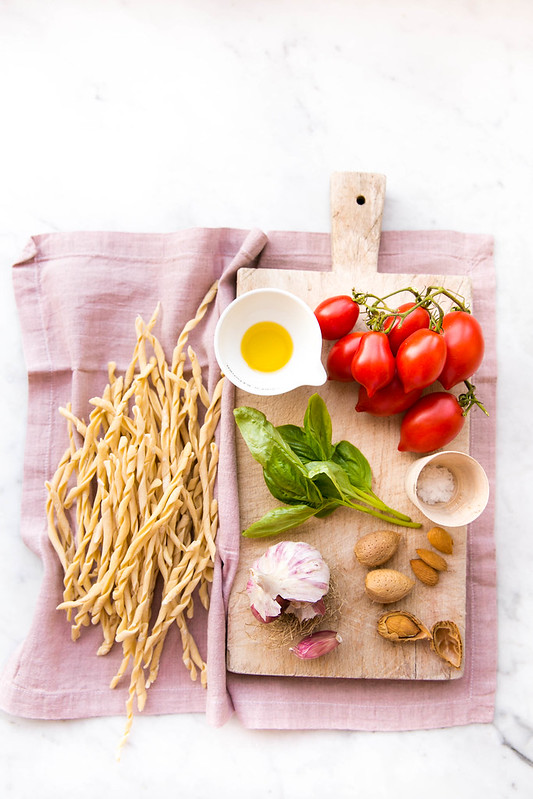 Busiati & Pesto Trapanese