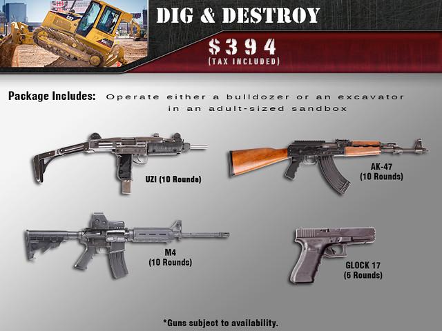 Dig and Destroy