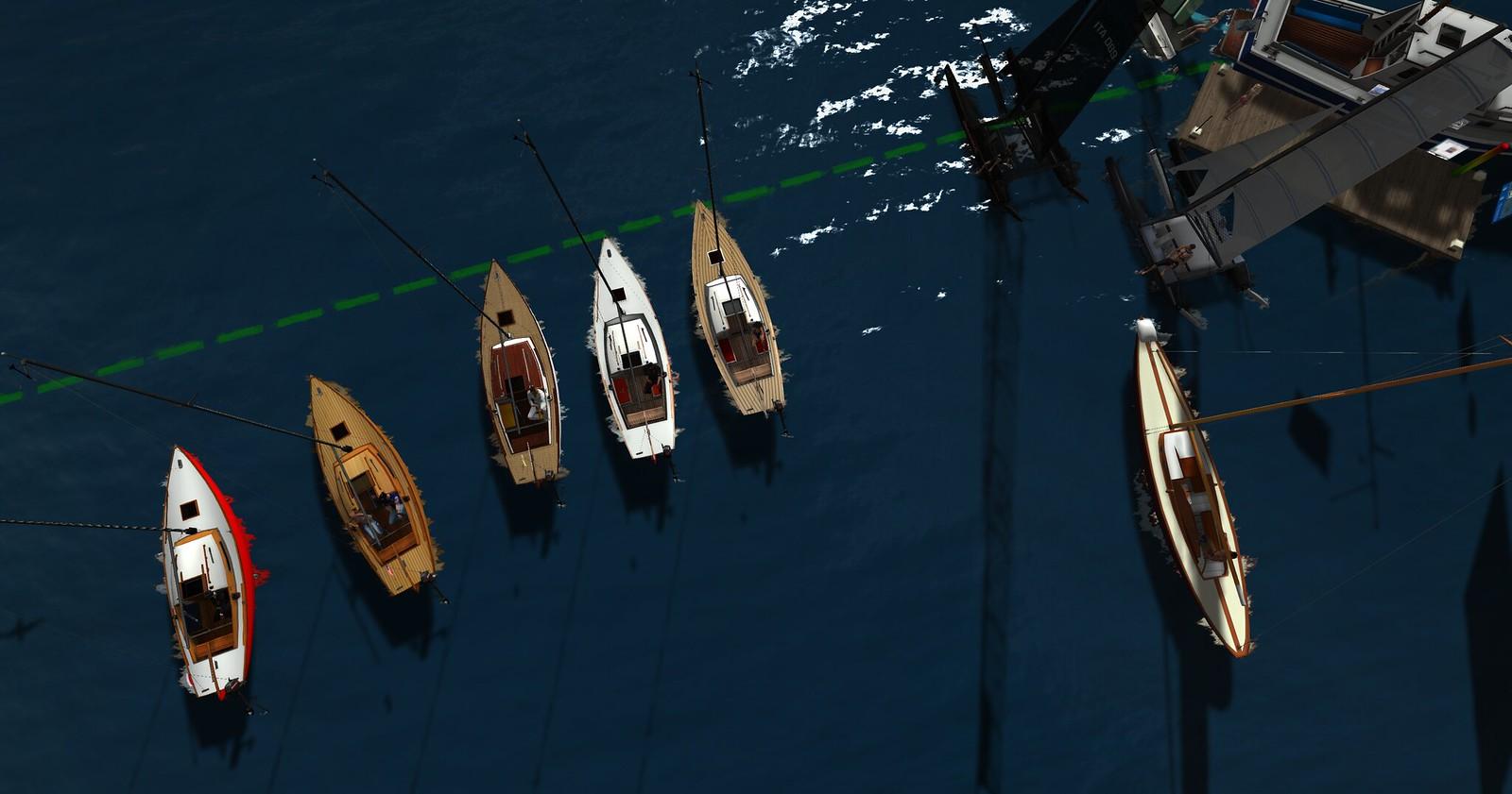 North Sea Open Regatta Small Boat Skipper's Meeting 08/17/16 - Courtesy of Cranston Yordstorm