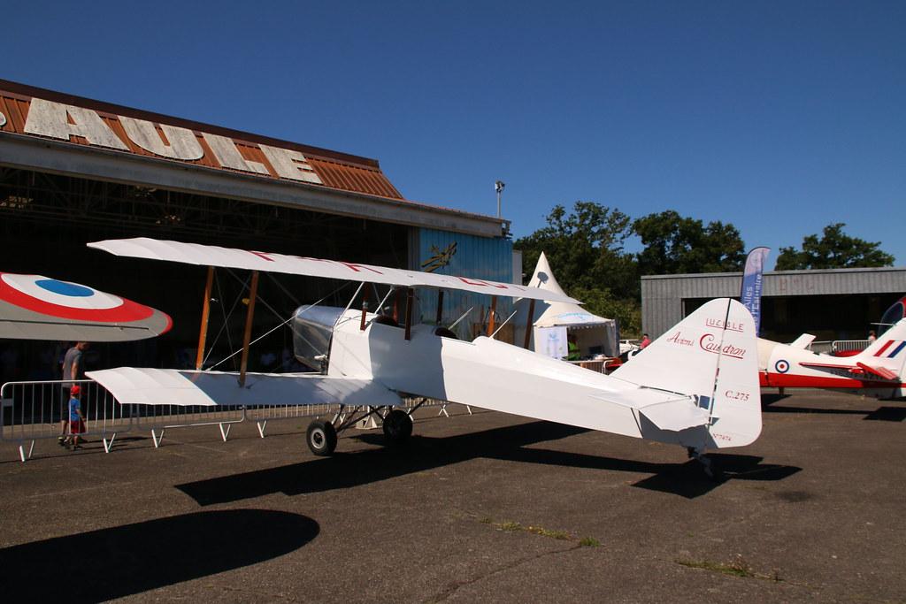 Aérodrome de La Baule Escoublac - Page 3 28888770986_761fd0452e_b