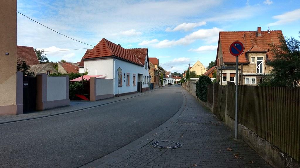 In Hamm am Rhein