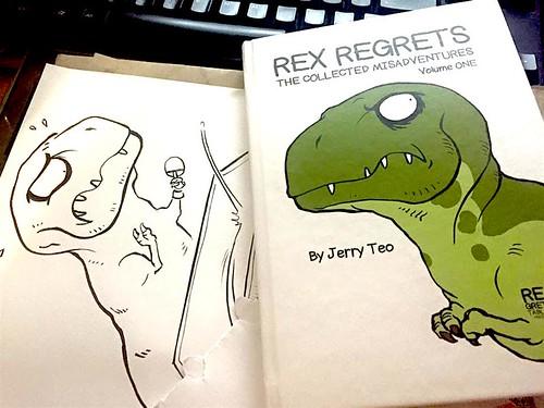 Rex Regrets
