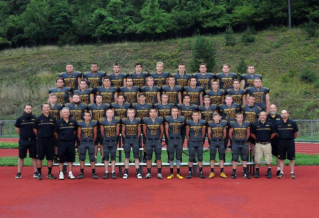 Northern Cambria FB Team