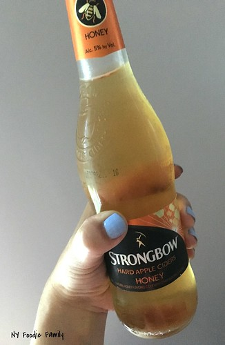 Strongbow Honey