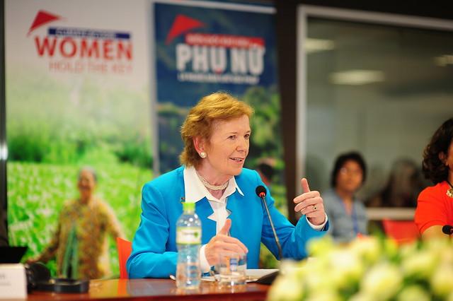 UN Special Envoy on El Niño and Climate visits Viet Nam