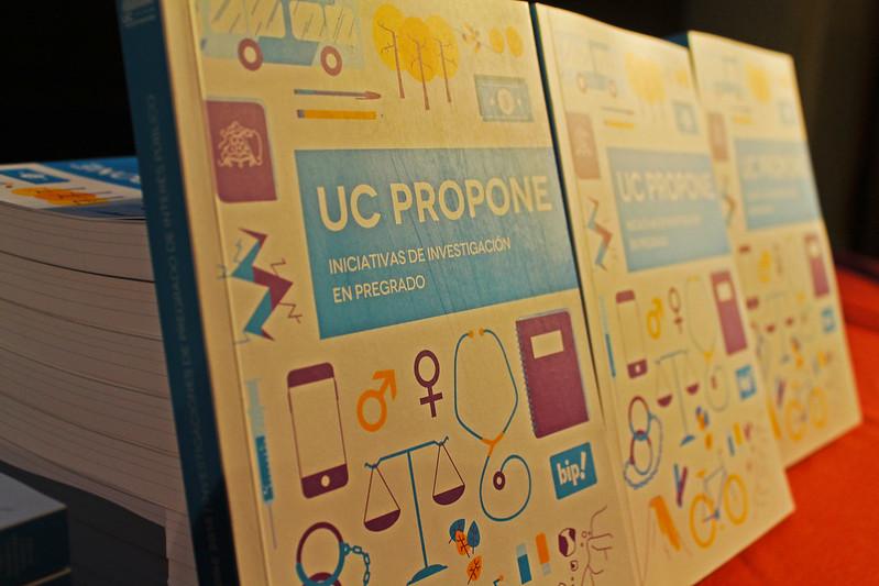 Lanzamiento del libro UC Propone 2015
