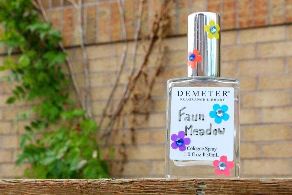 Demeter Fragrance Library