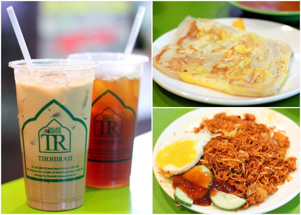 Delicious Eats In Jalan Kayu: Thohirah Cafeela