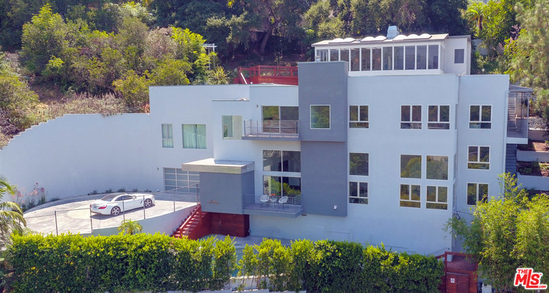 Недвижимость Эмбер Роуз в Лос-Анджелесе