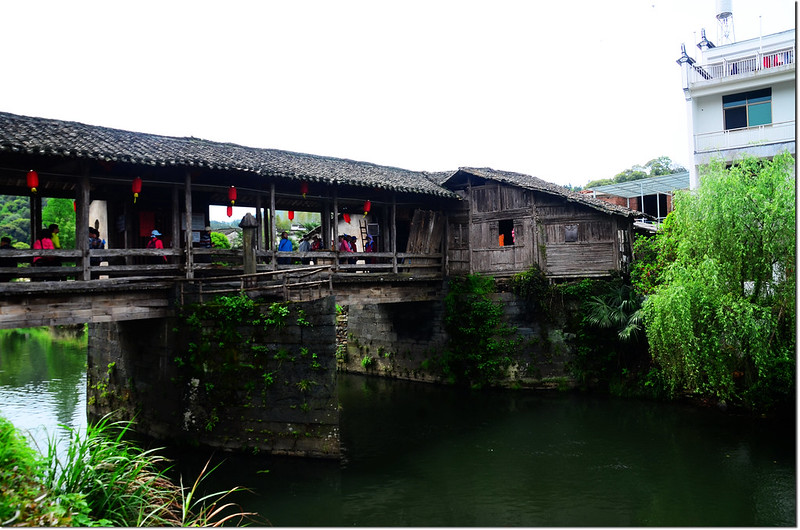 思溪延村--通濟橋 3