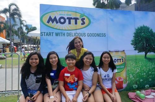 Mott's Family day