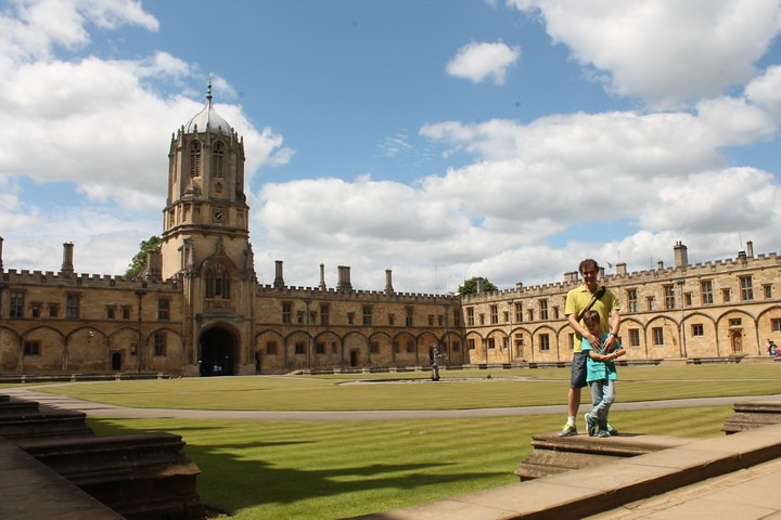 Christ Church College de Oxford - 4