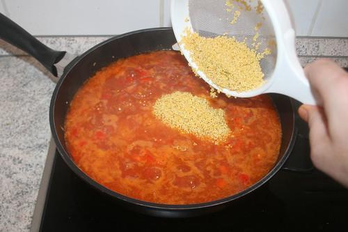 31 - Hirse hinzufügen / Add millet