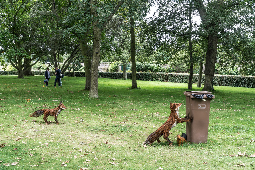 URBAN SAFARI BY BRIAN BYRNE AND EOIN BYRNE [SCULPTURE IN CONTEXT 2016]-120806