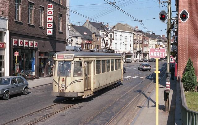 19860925 Gosselies Calvaire